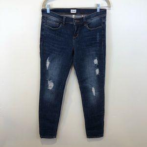 Sneak Peek Sexy Boyfriend Distressed Jeans
